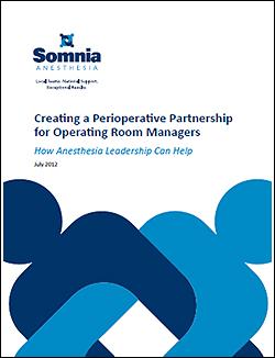 perioperative partnership