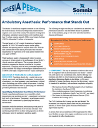Anesthesia Perspective New Paper